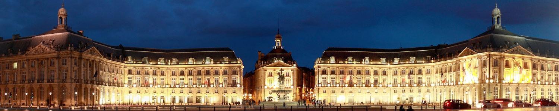 Chambre d'hôtes à Bordeaux